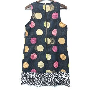 Anthropologie Dresses - Anthropologie Maeve Polka Dot shimmer shift dress